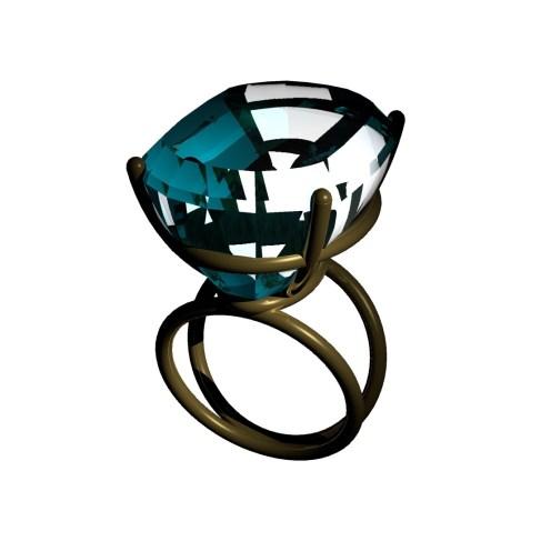 3D Modell - Schmuck aus Handarbeit von siggnaturjewellery, düsseldorf madeingermany.