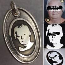 Portrait Schmuckanhänger von Siggnatur Jewellery - 7 von 8