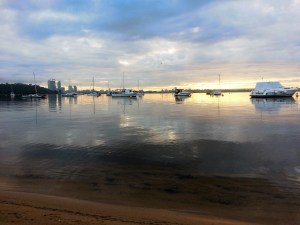 Perth's mighty Swan River