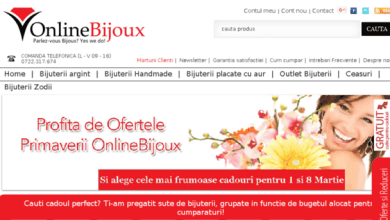 Photo of SPAM OnlineBijoux.ro