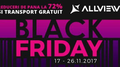 Photo of Black Friday la Allview: 10 zile de reduceri, 100.000 de produse, 1,5 milioane de euro reduceri