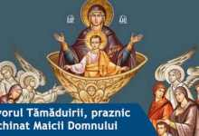 Photo of IZVORUL TĂMĂDUIRII, tradiții și obiceiuri
