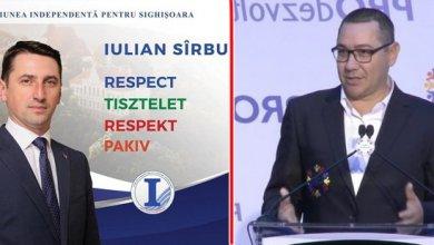 Photo of PRO România Mureș consideră că Iulian Sîrbu este cea mai potrivită soluție pentru dezvoltarea optimă a municipiului Sighișoara