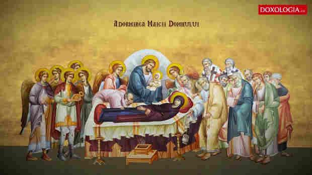 Adormirea Maicii Domnului. Tradiții și superstiții de ...   Sfanta Maria