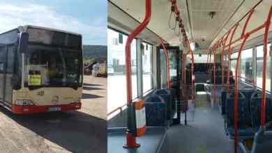 Photo of Municipiul Sighișoara anunță că parcul auto al SC ATT SA pentru transportul în comun a fost completat cu trei autobuze Second Hand