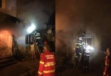 Photo of Mediaș: Zeci de persoane evacuate din cauza unui incendiu izbucnit într-un bloc