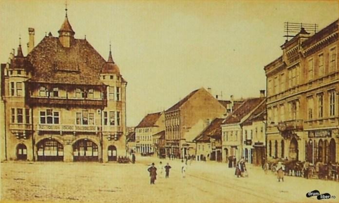 Fosta casă a meseriașilor – 1914