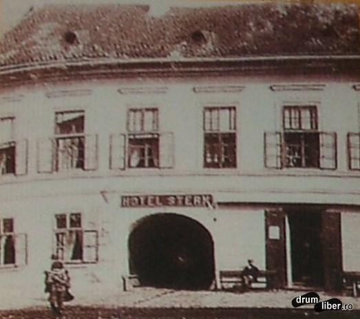 Hotelul și restaurantul Steaua – 1910