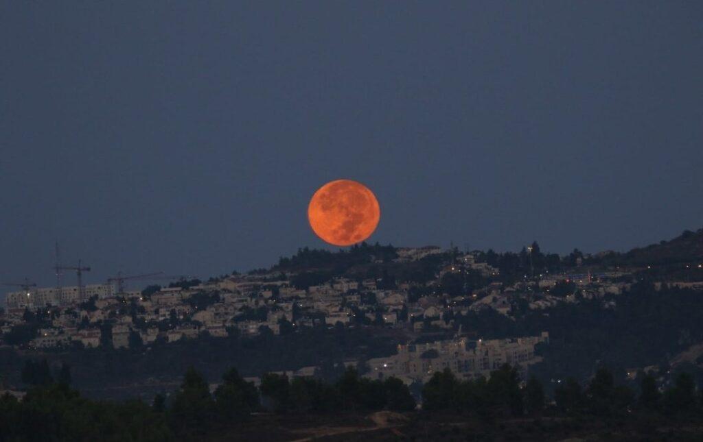Sukkot & Blood Moons