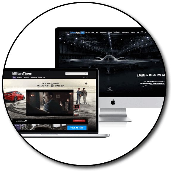 Advertising Circle Web