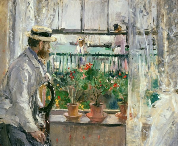 Berthe Morisot, In England