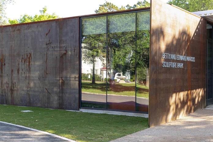 Moody Pavilions at the Contemporary Austin - Laguna Gloria