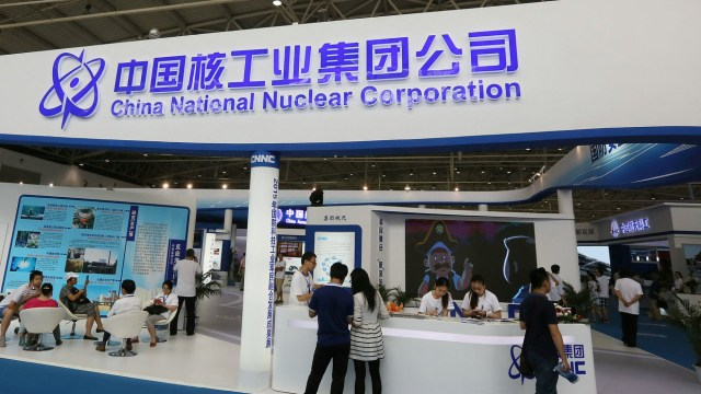 China set to overtake U.S. as biggest nuclear energy nation, IEA says