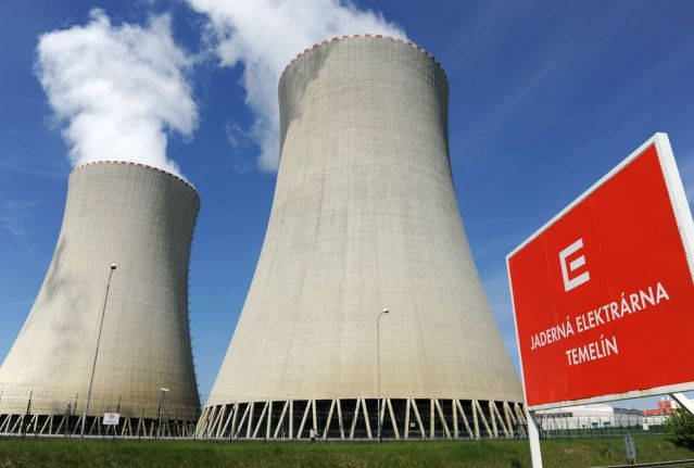 Czechs put off decision on building new nuclear plants