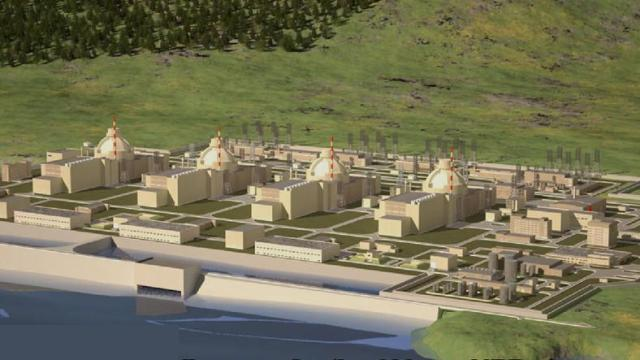 Turkey's third nuclear plant to be built in Thrace: Energy minister