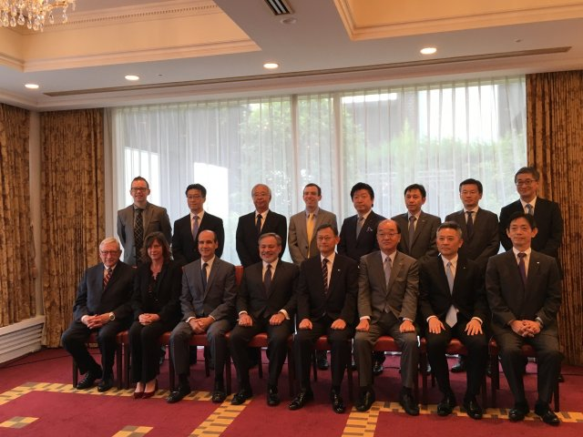 Deputy Secretary Brouillette Hosts Fifth Meeting of the U.S.-Japan Bilateral Commission on Civil Nuclear Cooperation