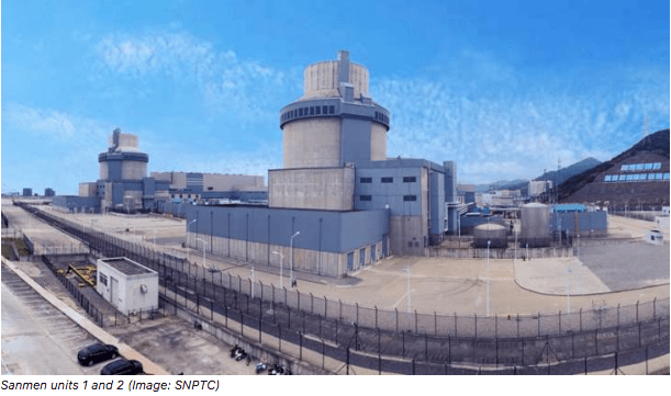 Chinese AP1000 reaches full power operation