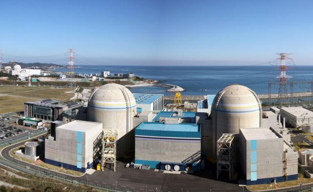 Korea turns to nuclear power amid scorching heat wave