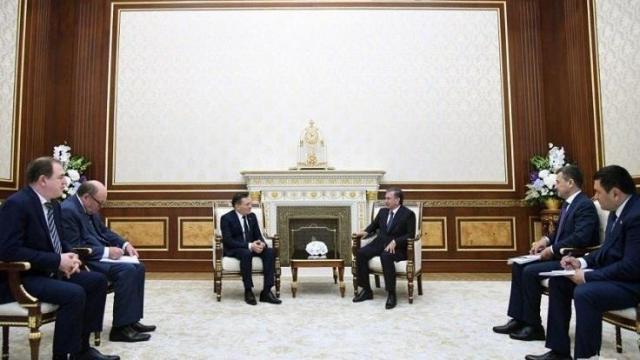 Uzbekistan, Rosatom agree on road map for NPP construction