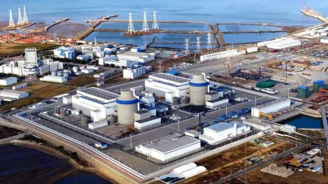 Chinese nuclear heating project starts up