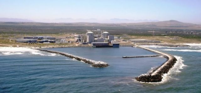 South Africa kickstarts nuclear plans