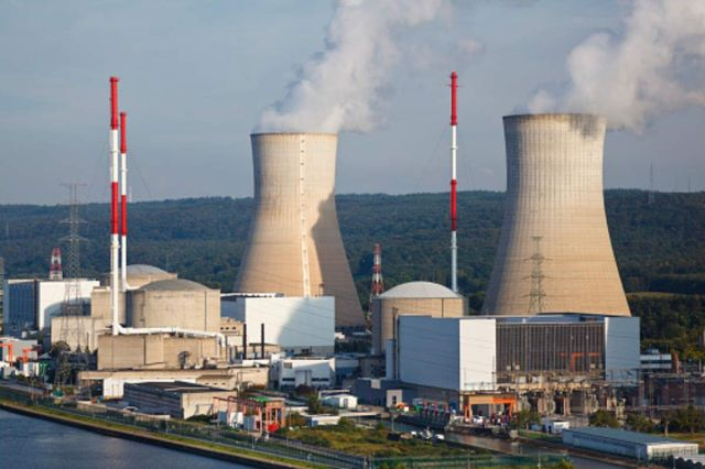 Nuclear generated electricity increases for seventh year running