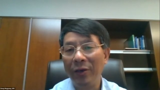 China readying for nuclear expansion, says Zheng