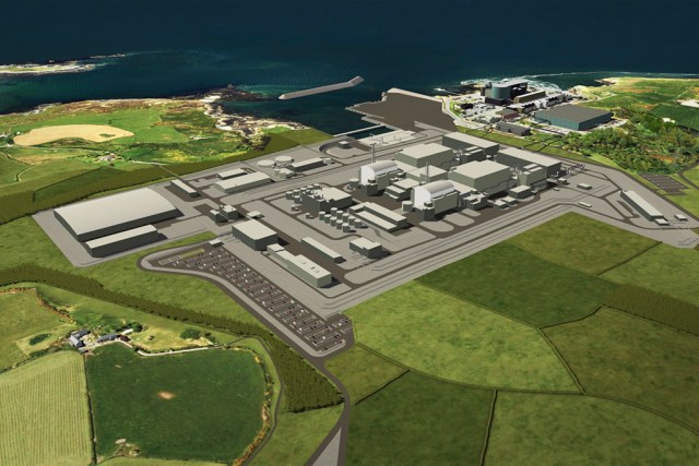 Horizon eyes transfer of nuclear sites