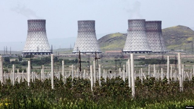 Russia To Help On Project To Extend Life Of Armenian Nuclear Power Plant