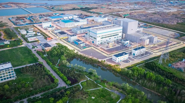 China's HTGR demonstration reactor achieves criticality