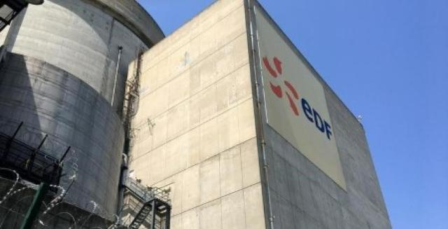 French nuclear output up 26.5% in August