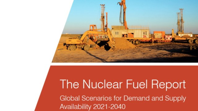 Nuclear fuel report sees positive long-term future