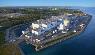 OPG advances new nuclear at Darlington