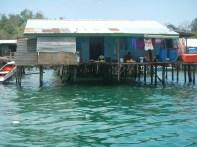 Gaya Island: Sabah water village