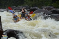 13Mar13: White water rafting at Tully River. First time ever doing this and it was awesome!