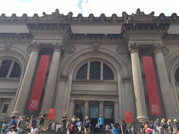Metropolitan Museum Of Art - Sights Sam