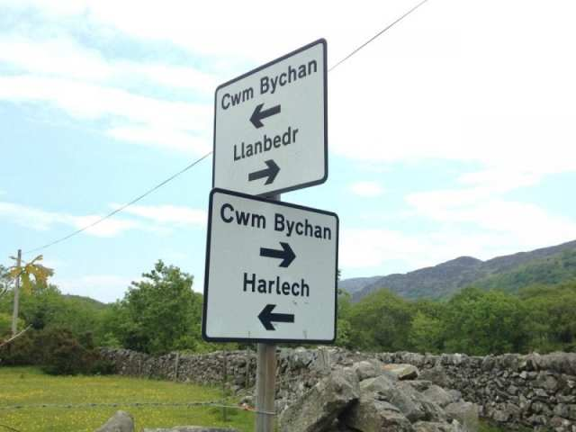 Harlech: The (Very) Long and Winding Road