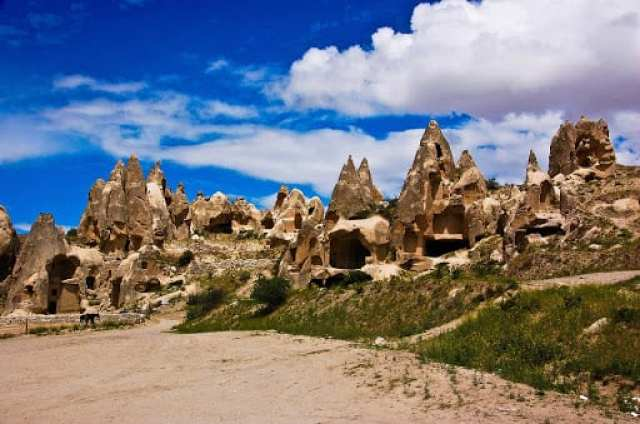 Cappadocia: A Day in the Turkish Desert