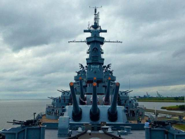 USS Alabama Battleship Memorial Park, Mobile