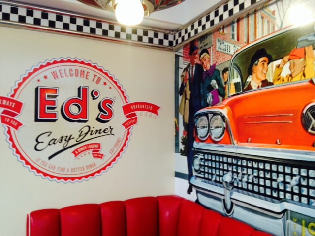 Ed's Diner, Livingston