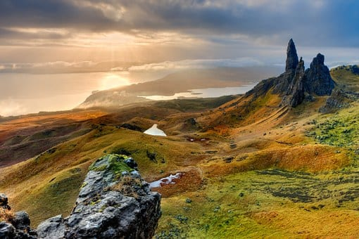 Top Locations for Haggis Spotting in Scotland