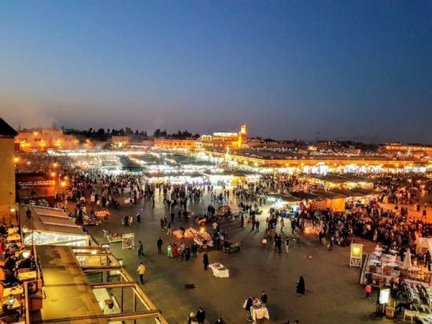 Marrakesh: A 3 Day Itinerary