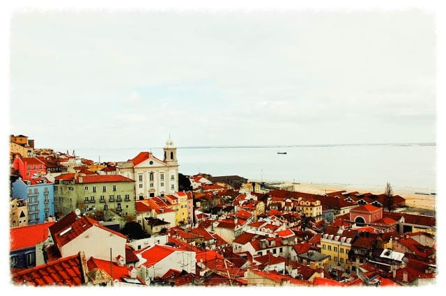 Night Plane to Lisbon: Part 1: Alfama