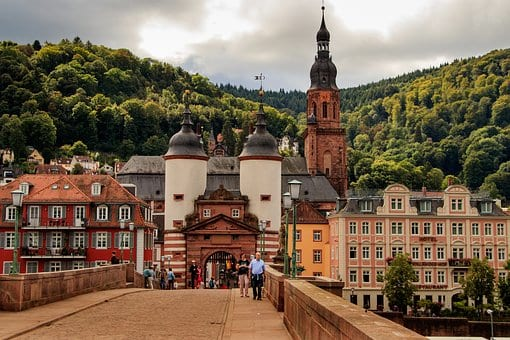 5 Romantic German City Breaks