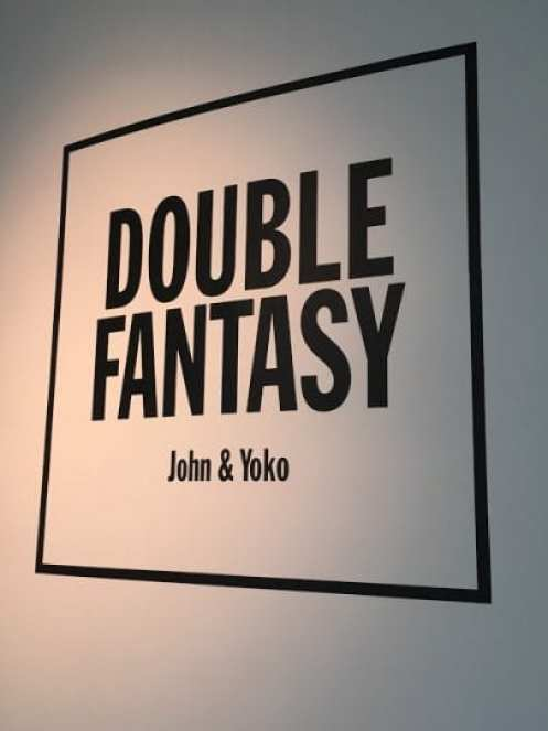 Double Fantasy: John and Yoko Exhibition, Liverpool