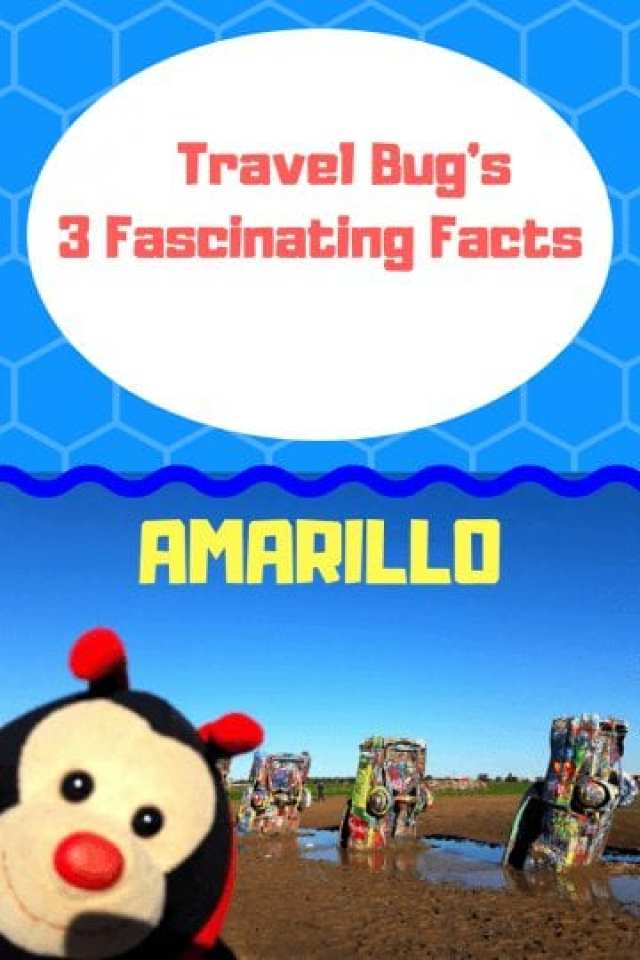 Amarillo: Travel Bug's 3 Fascinating Facts
