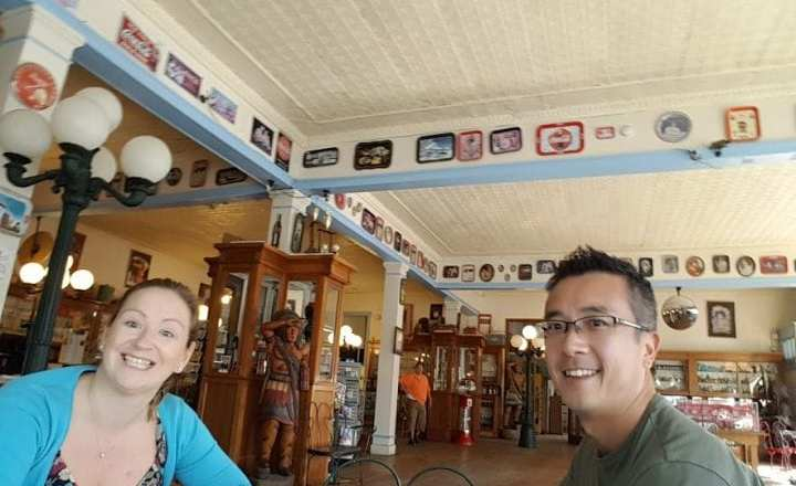 Las Vegas, New Mexico: Vintage Dining in Plaza Drugs