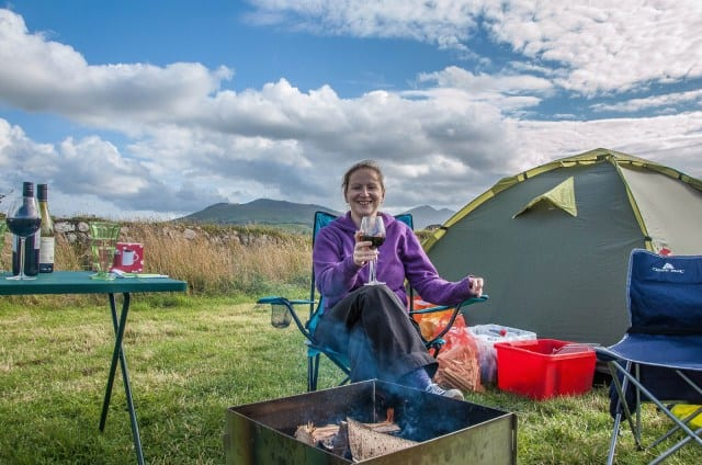 Camping Essentials for Non Campers