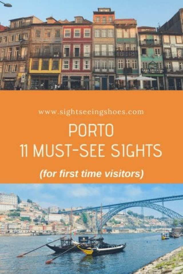11 Must-See Sights in Porto for First Time Visitors