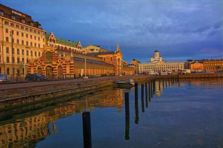 south harbour - must see sights in Helsinki
